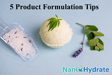 5 Best Practices tips for your CBD Product Development & Formulation Process
