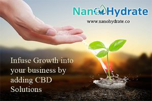 Infuse Growth into Your Business by adding CBD Solutions